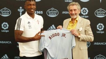 «Сельта» объявила о трансфере ганского защитника