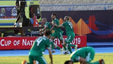 КАН-2019. Алжир по пенальти одолел Кот-д'Ивуар и вышел в полуфинал