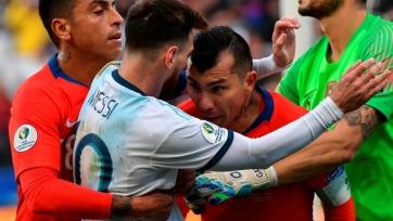 Вратарь сборной Чили жестко раскритиковал Месси
