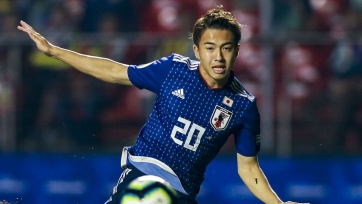 «Барселона» подписала молодого японца. Видео