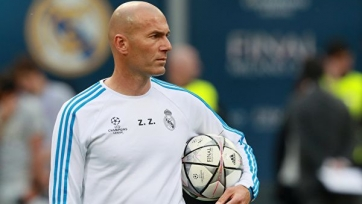 Зидан покинул сбор «Реала»