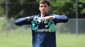 «Ростов» пополнился вратарем «Зенита»
