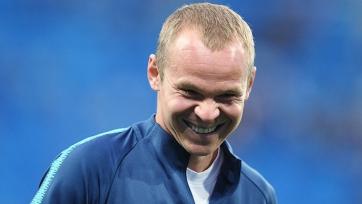 Анюков решил продолжить карьеру футболиста