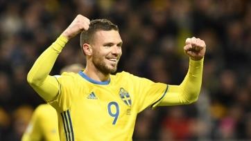 «Краснодар» подписал нападающего сборной Швеции