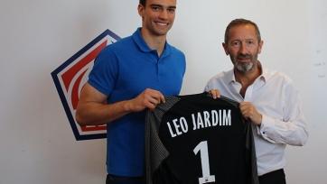 «Лилль» перед стартом в Лиге чемпионов усилился вратарем