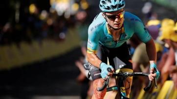Луценко - 12-й на восьмом этапе гонки «Тур де Франс»