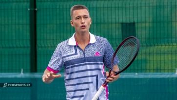 Евсеев пробился в финал турнира в Алматы