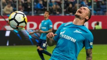 «Зенит» выставил на трансфер двух игроков