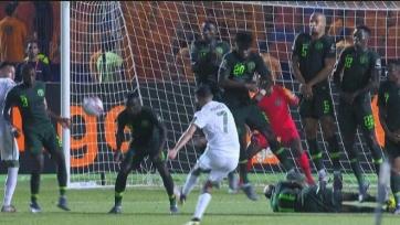 Гол Мареза на пятой компенсированной минуте вывел Алжир в финал Кубка Африки. Видео
