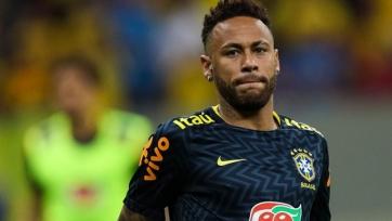 Что он вытворяет? Неймар феерит на турнире в Бразилии. Видео