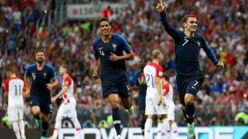 Год назад прошел финал чемпионат мира. Видео