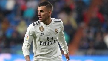 «Реал» передумал отпускать Себальоса в другой клуб