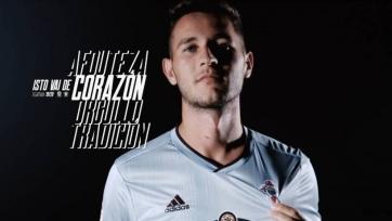 Защитник «Валенсии» перешел в «Сельту»