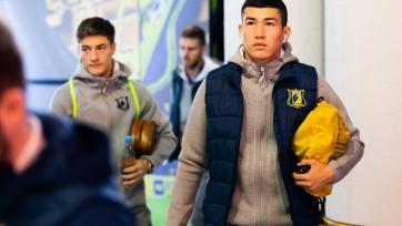 Зайнутдинов сменил игровой номер в «Ростове»