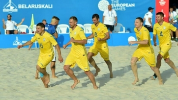 Сборная Украины по пляжному футболу проигнорирует квалификацию чемпионата мира в России