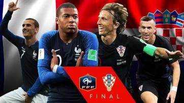 Год назад Франция выиграла ЧМ-2018. Видео