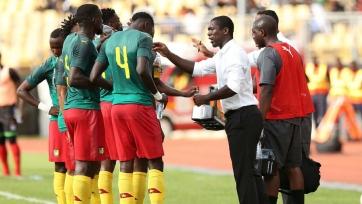 Зеедорф покинет пост главного тренера сборной Камеруна