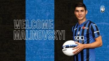 Официально: Малиновский - игрок «Аталанты»