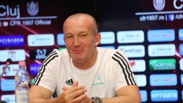 Григорчук: «ЧФР «Клуж» получит огромную помощь от родных стен»