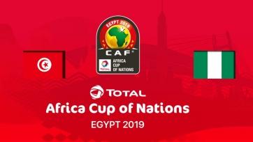 Тунис - Нигерия. 17.07.2019. Где смотреть онлайн трансляцию матча