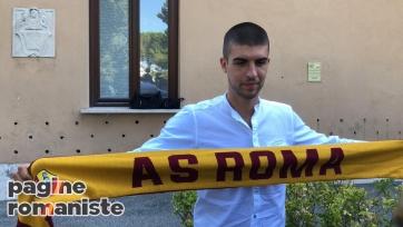 Манчини переходит в «Рому». Он уже в Риме. Фото