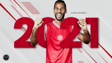 35-летний бывший игрок «Марселя» и «Олимпиакоса» продлил контракт с «Реймсом»
