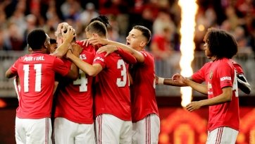 «Манчестер Юнайтед» крупно обыграл «Лидс» в товарищеском матче