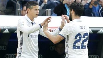 «Реал» может сохранить Хамеса Родригеса