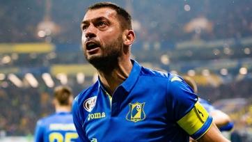 Матч со «Спартаком» станет для Гацкана последним в футболке «Ростова»