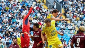 «Астана» проиграла «Клужу» и вылетела из Лиги чемпионов, БАТЭ проявил характер и вышел в следующий раунд