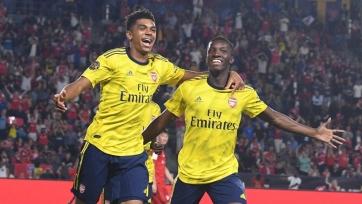 «Арсенал» обыграл «Баварию» в рамках Международного кубка чемпионов. Видео