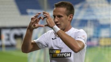 «Десна» объявила о трансфере бывшего нападающего «Олимпика»