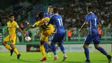 Лига Европы. «Алашкерт» и «Кайрат» вышли во второй отборочный раунд