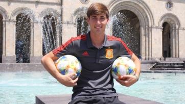 «Ювентус» нацелился на молодого таланта «Барселоны»