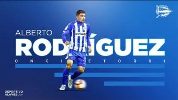 «Алавес» подписал защитника «Атлетико»