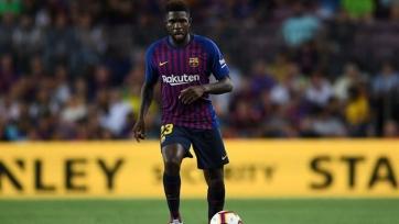 «Манчестер Сити» нужен защитник «Барселоны»