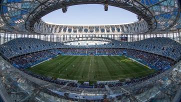 Стало известно место проведения матча Россия – Бельгия