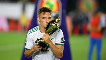 Беннасер признан лучшим игроком Кубка Африки-2019