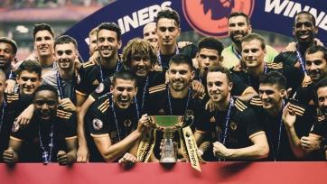 «Вулверхэмптон» обыграл «Манчестер Сити» в финале Asian Trophy