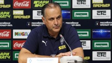 Божович: «Арсенал» играл лучше и заслужил победу»