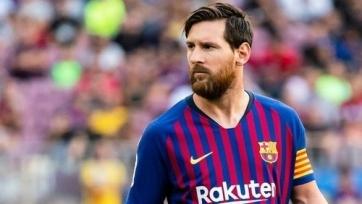 Лучшему футболисту мира не нашлось места на сборах «Барселоны»