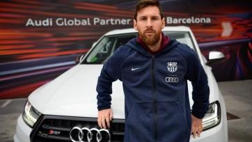 Игроки «Барселоны» лишатся спонсорских автомобилей