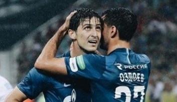 «Зенит» одолел «Сочи» на стадионе «Фишт»