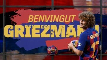 Гризманн: «Барселоне» будет сложно приобрести Неймара»