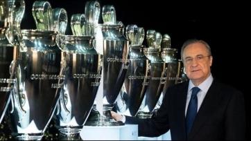 Forbes поставил «Реал» на третье место в рейтинге самых дорогих спортивных клубов мира