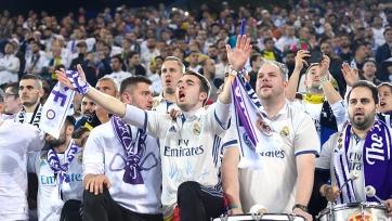 Болельщик пробрался на тренировку «Реала». Реакция игроков поражает. Видео