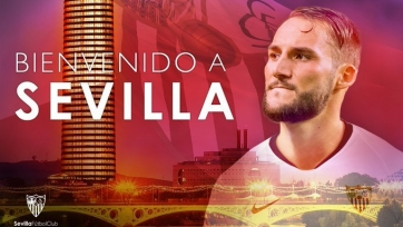 «Севилья» подписала 12-го новичка нынешним летом