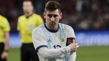 Месси пропустит старт квалификации ЧМ-2022