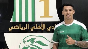 Полузащитник сборной Парагвая сменил «Эспаньол» на катарский клуб