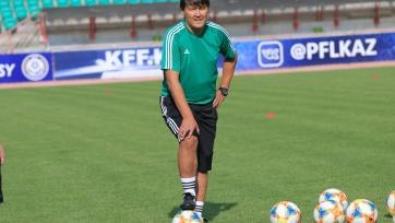 В «Тоболе» появился еще один новый тренер
